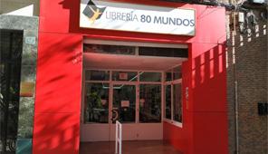 JM Ferri en Librería 80 Mundos de Alicante