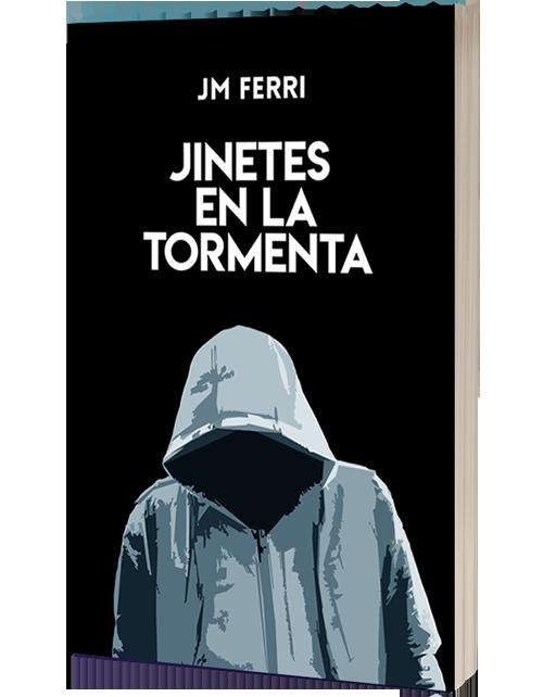 JM Ferri - Jinetes en la Tormenta