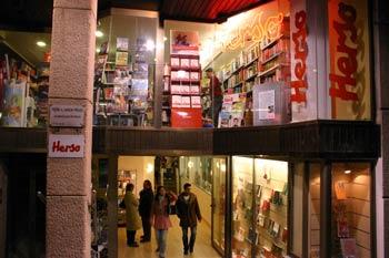 JM Ferri en Librería Herso de Albacete