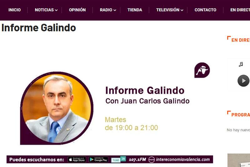 Informe Galindo: entrevista a JM Ferri